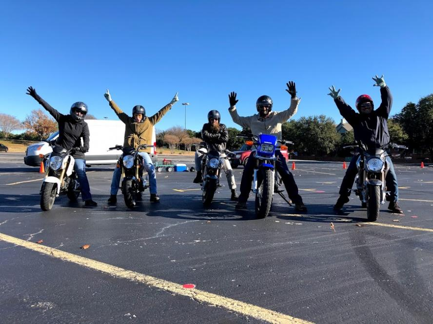 MSF Basic Rider Course